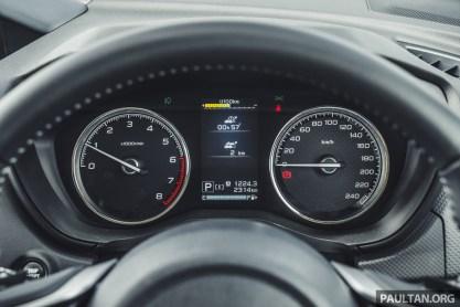 2019 Subaru Forester review 46