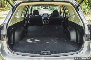 2019 Subaru Forester review 73