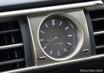 Lexus IS 250 Luxury and F Sport 5