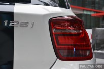 F20 BMW 125i M Performance 16