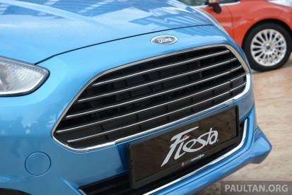 DRIVEN: 2013 Ford Fiesta 1 5 Sport and Titanium facelift sampled