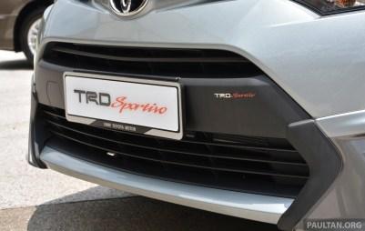 2013 Toyota Vios TRD Sportivo 5