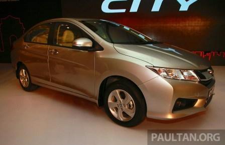 2014 Honda City India-16