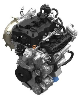 Honda introduces three new VTEC TURBO engines