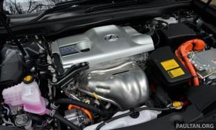 Lexus ES 250 and 300h 3