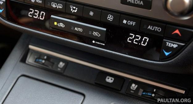 Lexus ES 250 and 300h 45