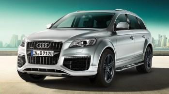Audi Q7 S line Sport Edition
