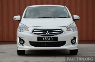 Mitsubishi Attrage review-5