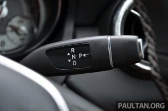 Mercedes CLA 200 Review- 14