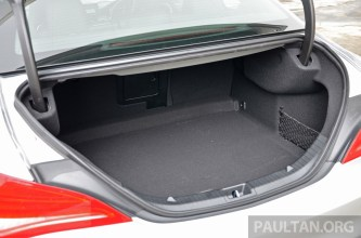 Mercedes CLA 200 Review- 21
