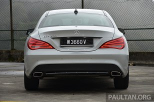 Mercedes CLA 200 Review- 24