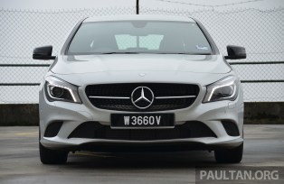 Mercedes CLA 200 Review- 30