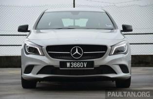 Mercedes CLA 200 Review- 30
