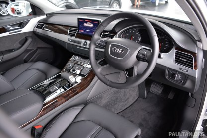 Audi A L TFSI Facelift Now On Sale At RM - Audi car a8 price