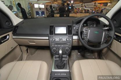 Land Rover Freelander 2 FL 40