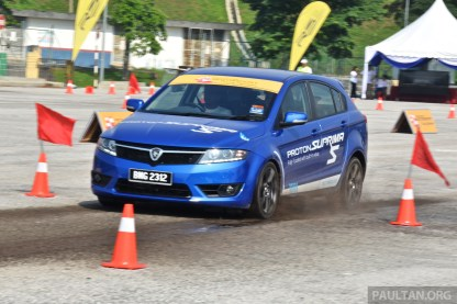 Proton R3 Driving Experience 17