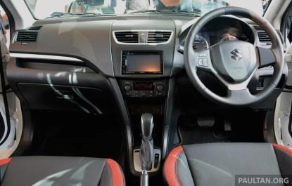 Suzuki Swift RS 4