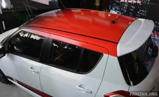 Suzuki Swift RS 8
