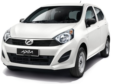 Perodua Axia launched - final prices lower than estimated