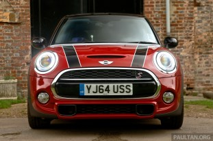 Driven F55 Mini Cooper S 5 Door Tested In The Uk