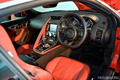 Jaguar F-Type Coupe 26