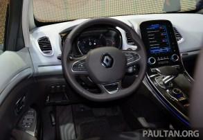 Paris 2014 Renault Espace 1