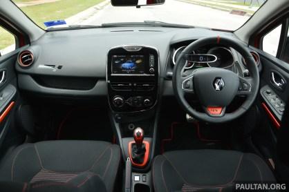 Renault Clio IV RS 12