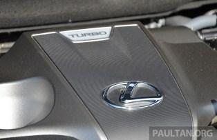 Lexus NX Canada Drive 16