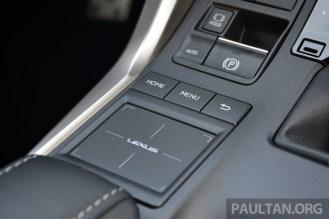 Lexus NX Canada Drive 29