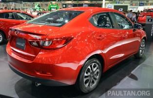 Mazda 2 Sedan Thailand 9