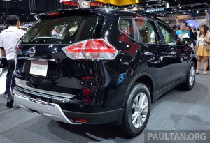 Nissan X-Trail Thai Spec 27