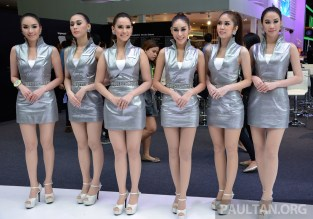 2014 Thai Motor Expo Girls 95