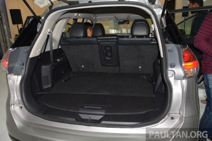 Nissan X-Trail Malaysia 12