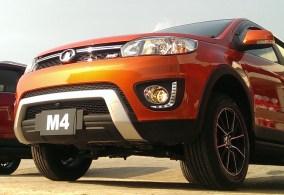 GWM M4 CKD auto
