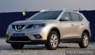 2015 Nissan X-Trail Review 33