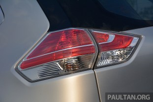 2015 Nissan X-Trail Review 35