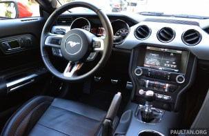 Ford Mustang LA 9