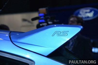 Ford Focus RS Geneva Live 14