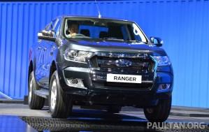 Ford Ranger Facelift BKK 2015 3