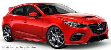 Mazda 3 MPS Theo