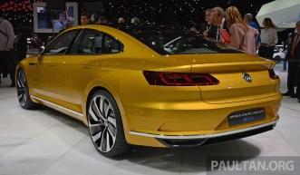 VW Sport Coupe GTE Geneva Live 12
