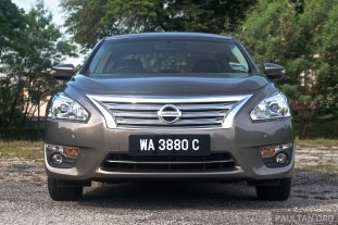 Nissan Teana 2.0XL 2