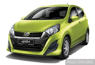 Perodua GearUp Accessories 15