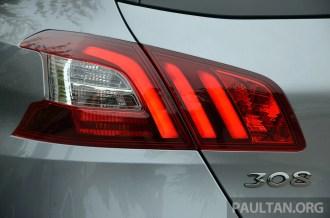 Peugeot 308 Intl Test Drive 22
