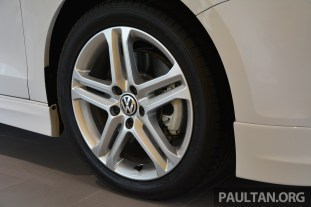 GALLERY: VW Jetta Limited Edition now in showroom