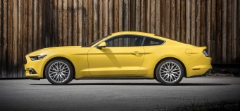 Ford Mustang Fastback Euro 17