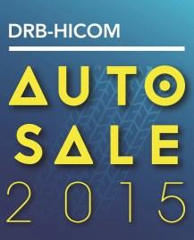 DRB-HICOM Auto Sale 2015 logo