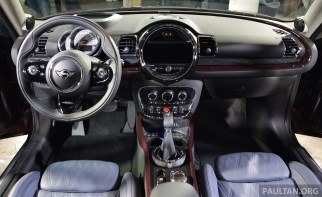 F54 MINI Clubman Berlin 8
