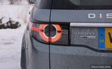 LR Disco Sport Iceland drive 33