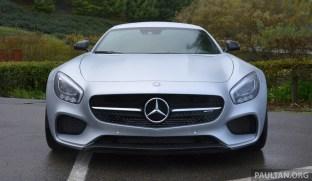 Mercedes-AMG GT S SF 6